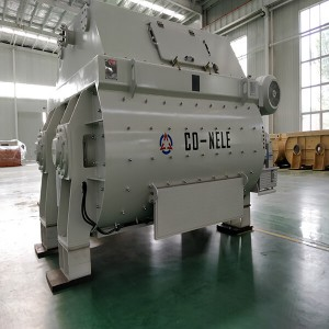 OEM Manufacturer Interlocking Block Machine -