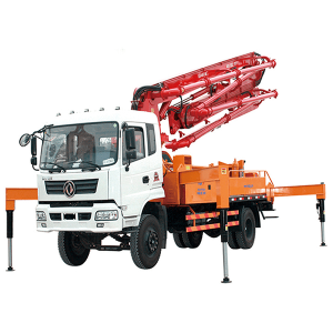 Original Factory Stationery Concrete Pump -