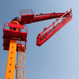 Short Lead Time for Spray Concrete Pump -